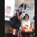 【盗撮動画】在学中に何度もパンチラ撮られてオカズにされてるミニスカ制服の女子校生たち♪