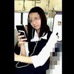 【盗撮動画】いろんなタイプの女子校生が集まってくる駅のエスカレーターで強制パンチラ撮り♪