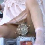 【盗撮動画】彼女の本心「私のパンティを気の済むまで撮っていいから、いっぱいシコってね」♪