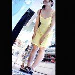 【盗撮動画】おかわり必至な極上のカキネタパンチラ!露出度の高いワンピ姿の美ボディ女子♪